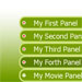 Accordion Panel V3 Theme Green A2
